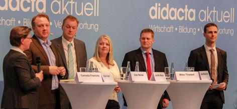 Cornelia Frerichs (MK), Stefan Sayk, Uwe Heimann, Jennifer Meyer, Mike Thielert und Maik Winkelmann (MK) (cc)