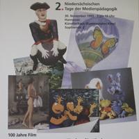 2. Niedersächsische Tage der Medienpädagogik 1995 in Hannover