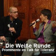 Die weiße Runde - Talk für Toleranz