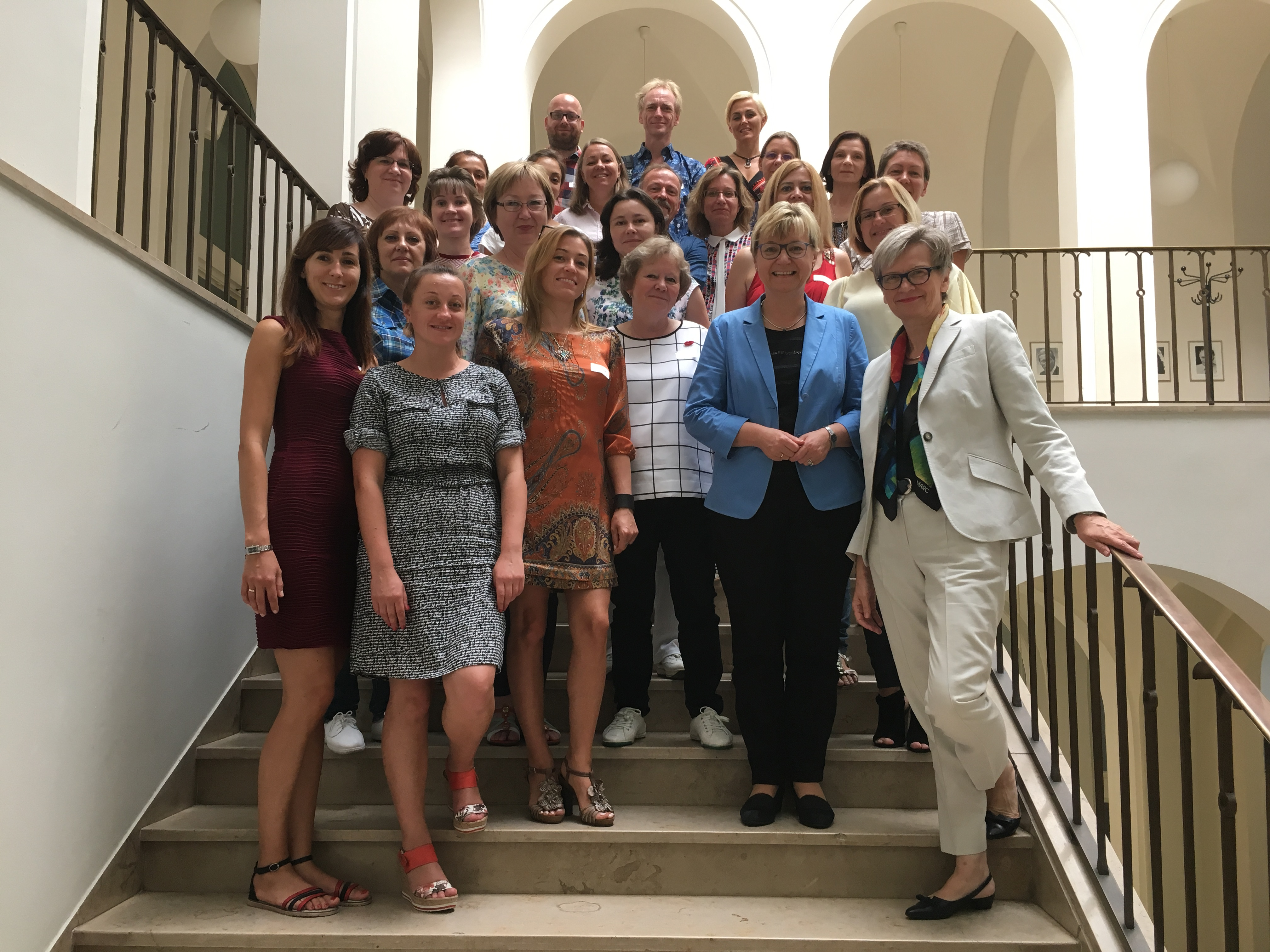 Sommerkurs für Lehrkräfte aus den niedersächsischen Partnerregionen