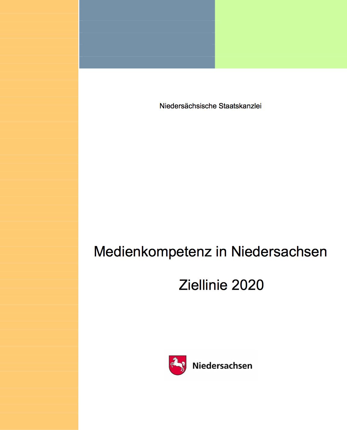 Gesamtkonzept Medienkompetenz in Niedersachsen