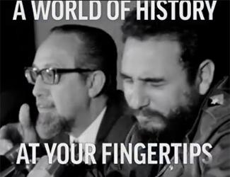 Begegnung mit Geschichte im Film