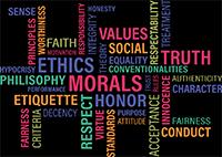 Werte und Normen