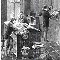 Industrielle Revolution: Revolutionierung der Informationsübermittlung