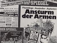 """Regionale Filmtage 2016/17: """"Flucht und Vertreibung heute"""""""