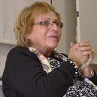 Begegnung mit Sara Atzmon, einer Zeitzeugin des Holocaust, als Kunst- und Medienprojekt