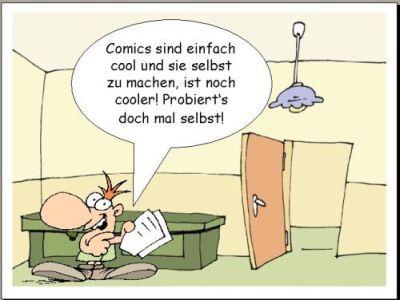 Comics am PC erstellen