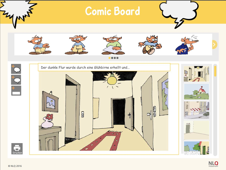Comic selber erstellen online
