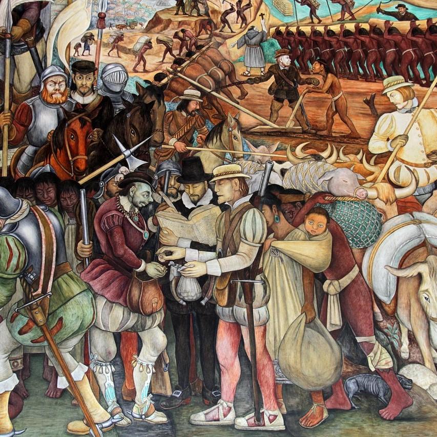 Wahlmodul 5: Spanischer Kolonialismus