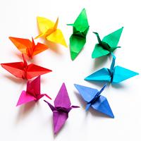 Origami und Basteln mit Papier