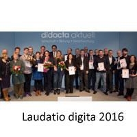 Laudatio digita 2016