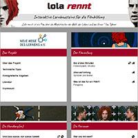 Lola rennt - Interaktive Lernbausteine für die Filmbildung